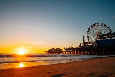 Santa Monica 2018-21