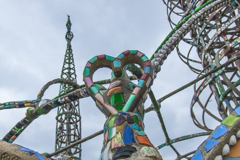 Things to Do in Los Angeles | The Watts Towers | LA Things to Do | Exploring Los Angeles | Los Angeles Travel Tips