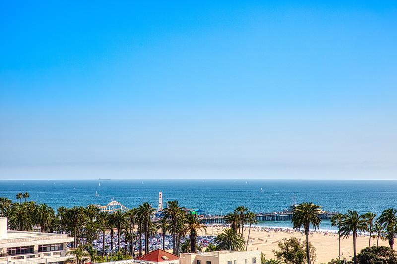 Santa Monica  - Rooftop Dreams