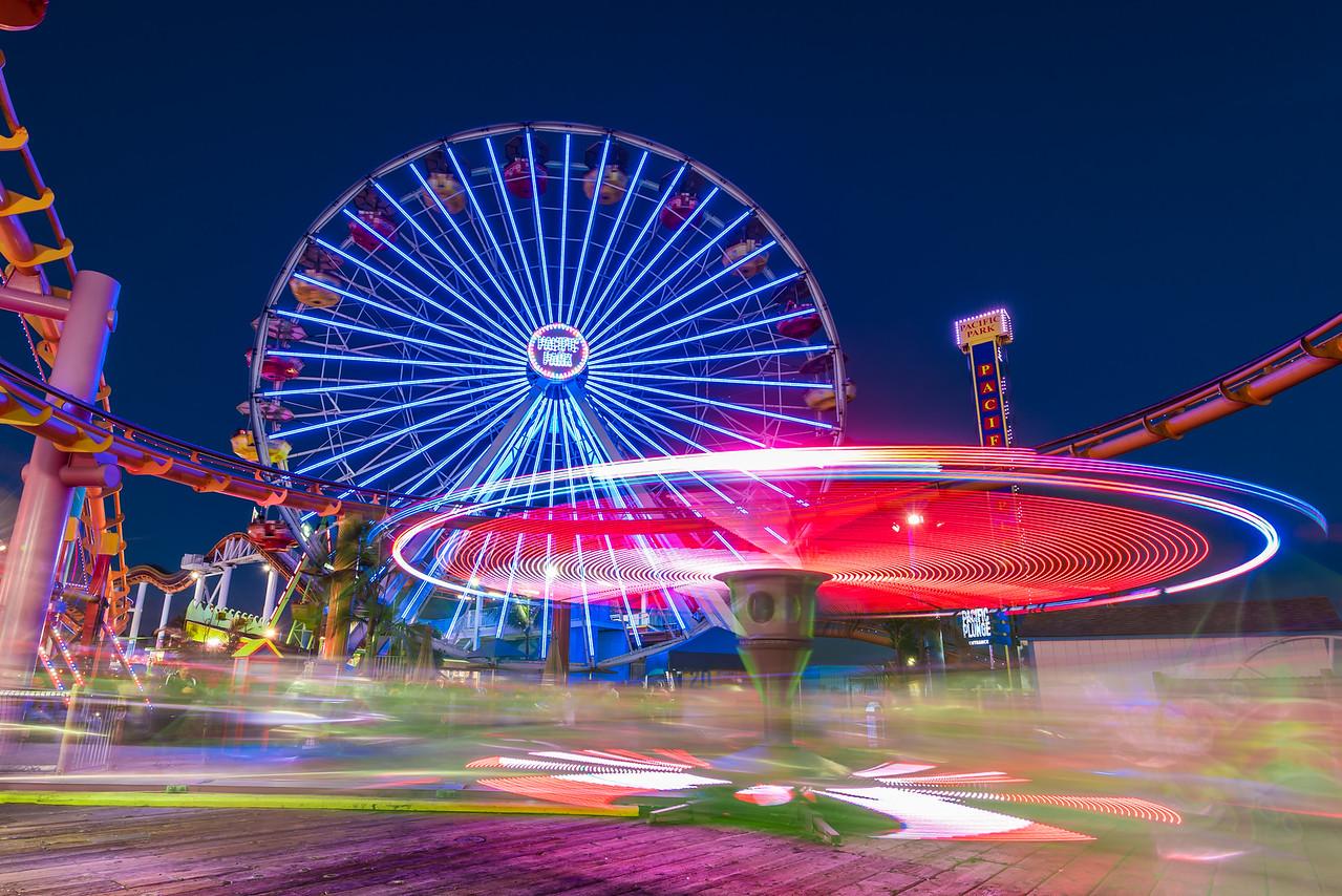 Big Wheel on the Pier