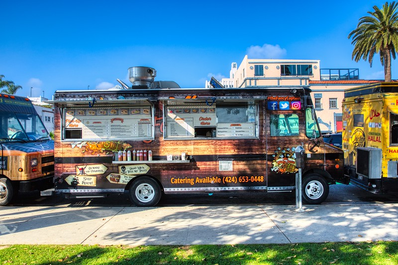 Food Trucks - Santa Monica