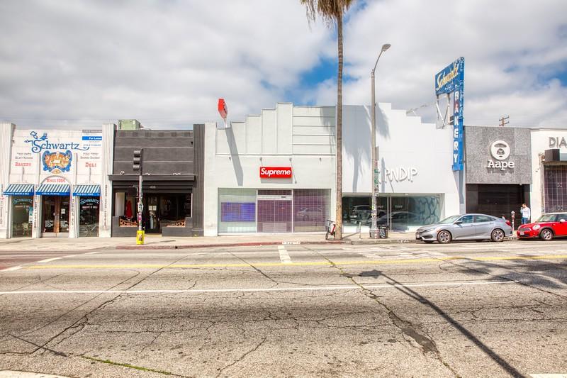 LA - Streetscape 001