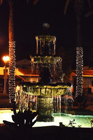 San Gabriel Plaza Fountain
