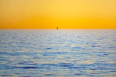 Minimal Sailboat