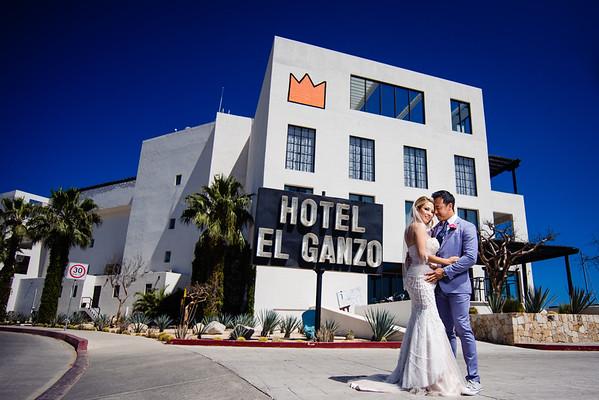 Los Cabos Ganzo Wedding
