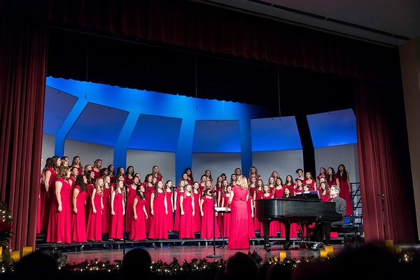 Los Cerritos Middle School  Choirs