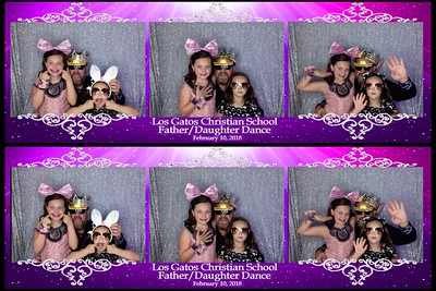 Los Gatos Christian School Father/Daughter Dance