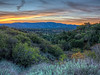 Sunrise, Ventura River Preserve and Ojai Valley, January 19, 2015