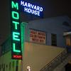 Harvard House Motel, Los Angeles