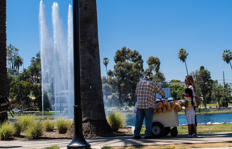 Echo Park: Snack Time!