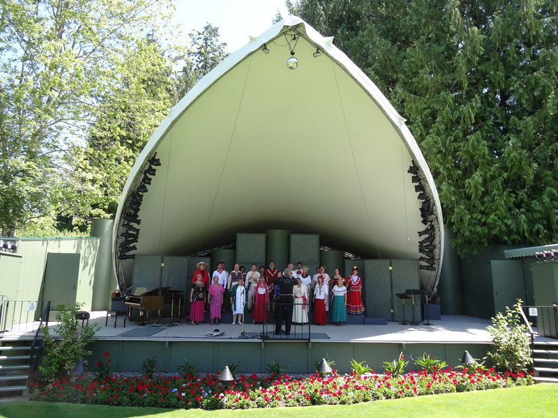 Butchart Gardens Concert