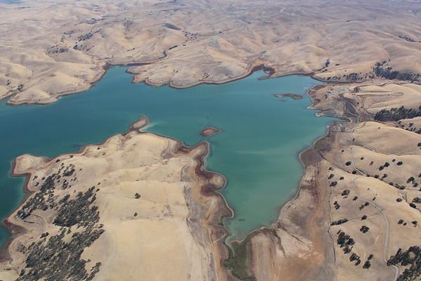 10-2-2011 Las Vaqueros Reservoir
