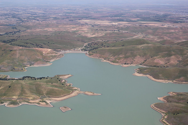 5-2-2011 Los Vaqueros Reservoir Construction