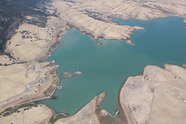 8-1-2011 Los Vaqueros Reservoir