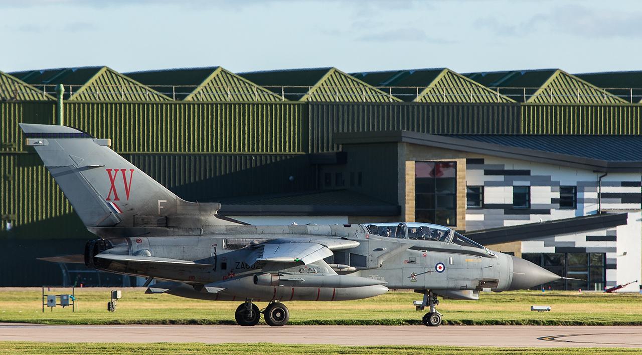 ZA602 Tornado