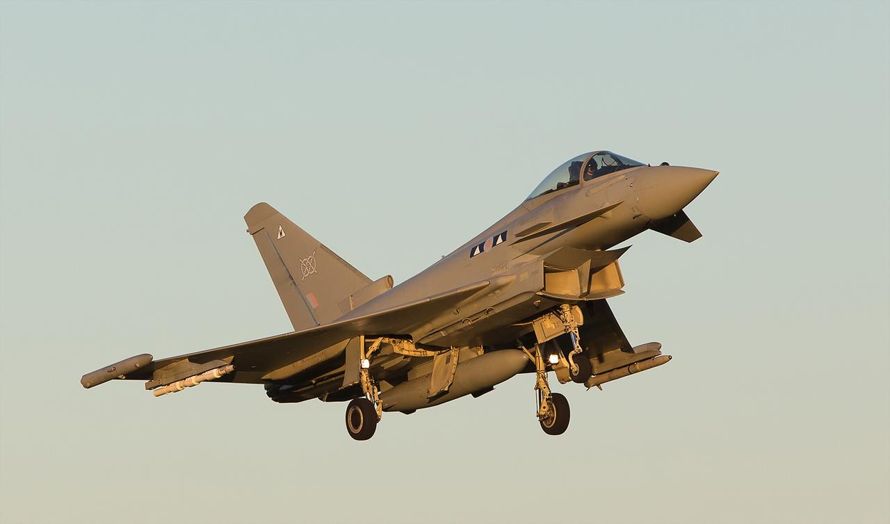 ZK313 Typhoon