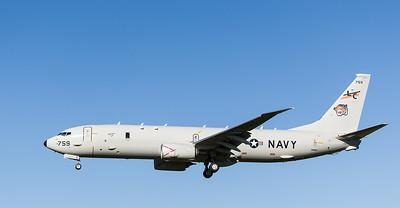 168759 P-8 Poseidon US Navy
