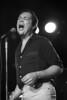 SAN FRANCISCO, CA-OCTOBER 14: Mitch Ryder performs at Wolfgang's in San Francisco on October 14, 1983. (Photo by Clayton Call/Redferns)