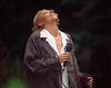 SAN FRANCISCO, CA-JULY 16: Cassandra Wilson performs at the Stern Grove Festival in San Francisco on July 16, 2000. (Photo by Clayton Call/Redferns)