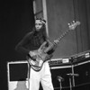 BERKELEY, CA-MAY 26: Jaco Pastorius performs with Weather Report at the Greek Theater in Berkeley, CA on May 26, 1979. (Photo by Clayton Call/Redferns)