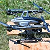 The Drone that was used in search for lost lambs at the former Leominster Landfill.<br /> Sentinel & Enterprise / Jim Fay
