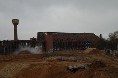 Sprengung 18.03.2009