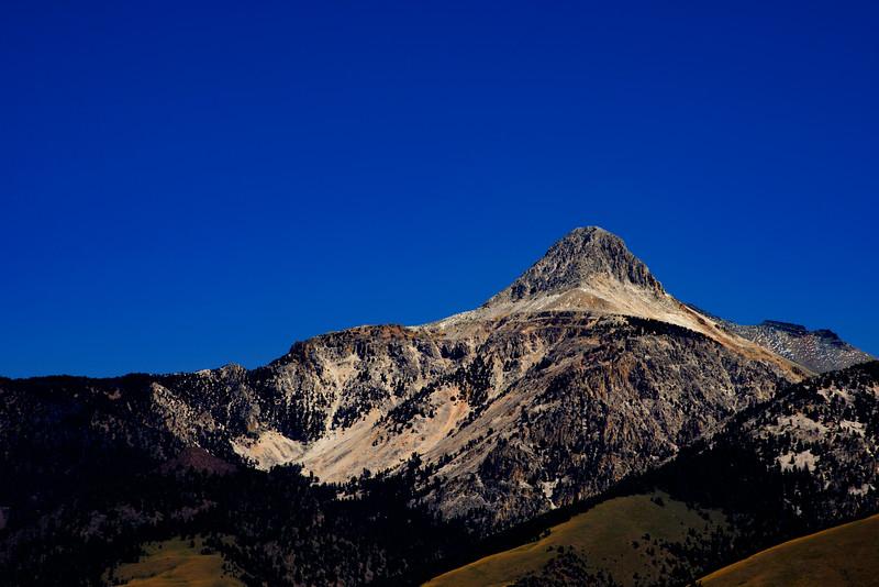 Daimond Peak