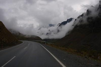 Biking the 'Worlds Most Dangerous Road'