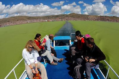 Lake Titicaca - Islas Flotando