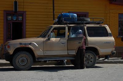 Salar de Uyuni - Day 1 - Salt Flats