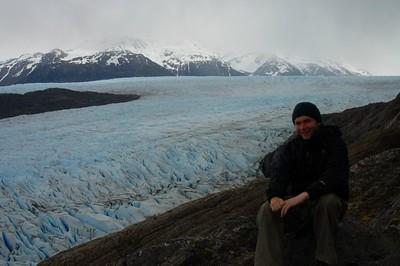 Day 8 - Glacier Grey
