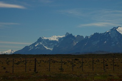 Torres del Paine National Park (Chile)