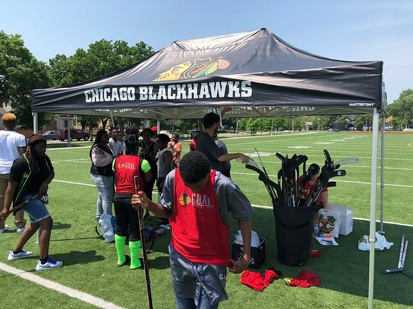 Blackhawks Event