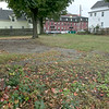 Empty lot on Snow Street in Fitchburg.  SENTINEL & ENTERPRISE/JOHN LOVE