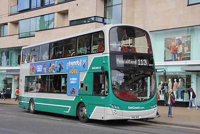 Lothian East Coast 20937 Princes Street Edinburgh Sep 19