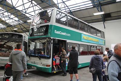 Lothian East Coast 20627 Central Depot Edinburgh 2 Sep 16