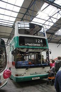 Lothian East Coast 20627 Central Depot Edinburgh 1 Sep 16