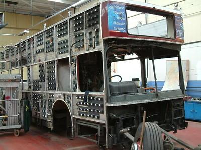 Lothian Buses Seafield Works