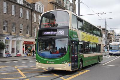 Lothian Country 932 Princes Street Edinburgh Aug 18