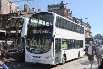 Lothian Country 594 Princes Street Edinburgh Jun 19