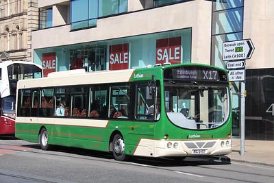 Lothian Country 107 Princes Street Edinburgh Jun 19