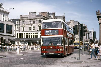 Lothian 730 Princes Street Edinburgh Jul 84
