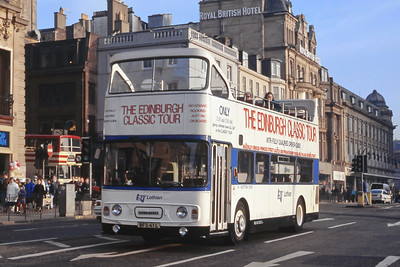 Lothian 41 Princes Street Edinburgh Dec 91