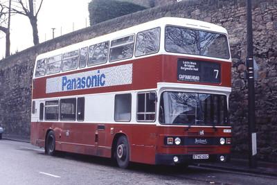 Lothian 740 Craighall Road Edinburgh Dec 85