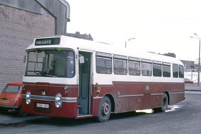 Lothian 101 Marine Depot Portobello Feb 86
