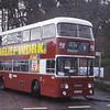 Lothian 646 HIllend Terminus Edinburgh 2 Jan 00