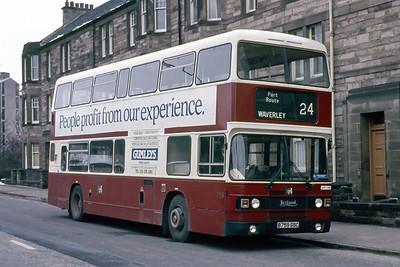 Lothian 759 Queensferry Road Edinburgh Feb 86