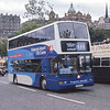 Lothian 541 Waverley Bridge Edinburgh Sep 00