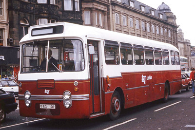 Lothian 101 Princes Street Edinburgh May 87