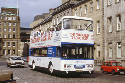 Lothian 43 St Andrews Square Edinburgh Aug 89